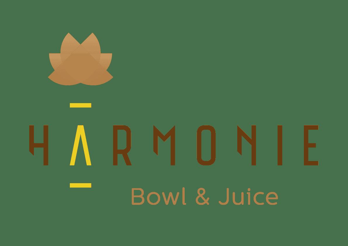 Le logo de votre restaurant Harmonie Bowl and Juice Asiatique et Vegan à Strasbourg